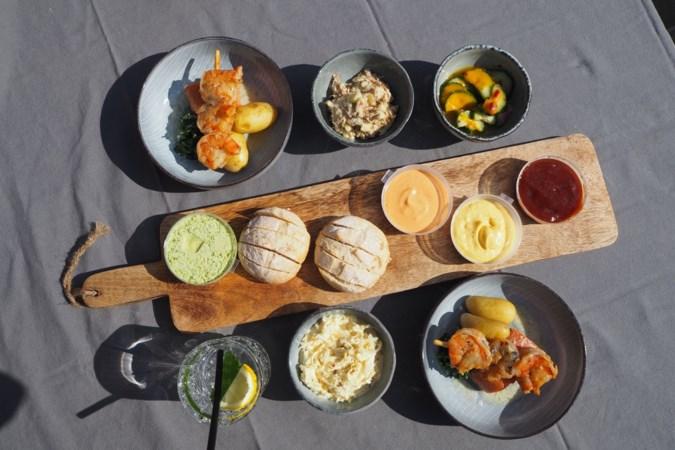 Barbecue tijdens het EK? Sterrenrestaurant Rantrée in Maastricht zorgt voor culinaire variant in eigen tuin
