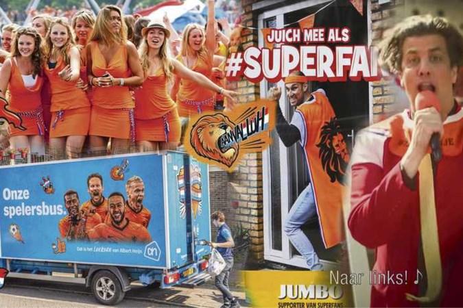 KNVB woest om Jumbo's Snollebollekes-reclame