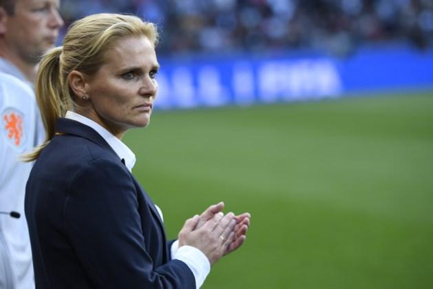 Voetbalsters verliezen in oefenwedstrijd van Italië