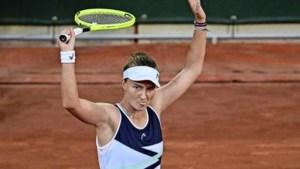Barbora Krejcikova na thriller finaliste op Roland Garros