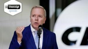 Omtzigt maakte afspraak met CDA-voorzitter: 'Ik zou zelf lijsttrekker worden, maar werd voor blok gezet'