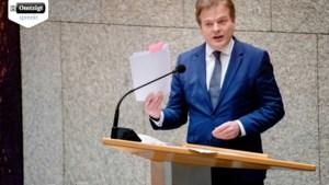 Omtzigt: miljoen aan campagnegeld CDA komt van drie sponsoren die invloed lijken te hebben op plannen Hoekstra