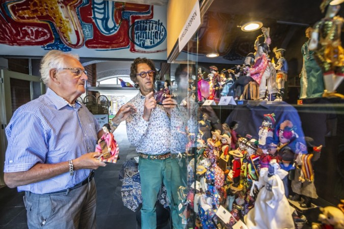 Bijzondere verzameling Noud uit Susteren te zien in Wereldpaviljoen Steyl: 'Ik heb zo veel mooie momenten meegemaakt tijdens al mijn reizen'