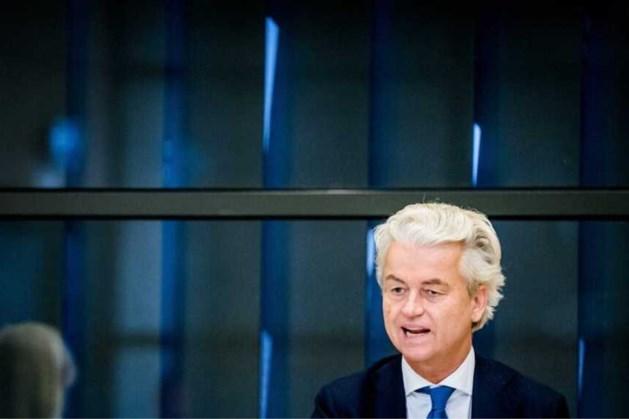 PVV-leider Wilders wil debat over formatie na Omtzigt-memo