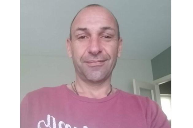 Politie is op zoek naar de sinds 30 mei vermiste Paul Erkens (46)