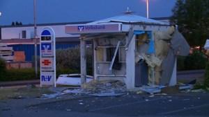 Video: Grote schade bij plofkraak in Tudderen