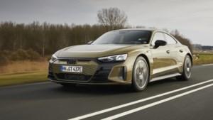 Audi RS E-tron GT: voorsprong door Porsche