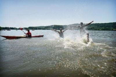 Zwemkaart: Het is heerlijk zomerweer! Op deze plekken kun je veilig en schoon zwemmen in Limburg