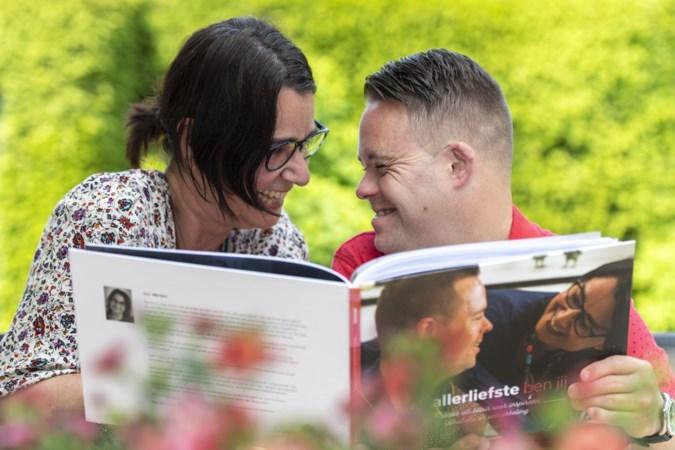 Het gewone en bijzondere leven van Bert uit Landgraaf met het syndroom van Down inspireert oud-lerares tot boek