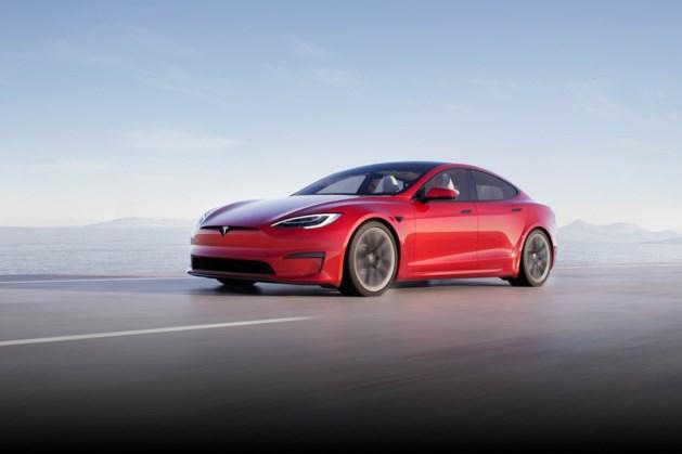 Tesla begint met leveringen van nieuwe Model S Plaid, te koop vanaf ruim een ton