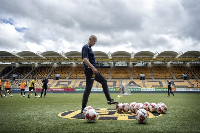 Mes in het budget bij Roda JC: wat betekent dat voor de positie van Streppel?