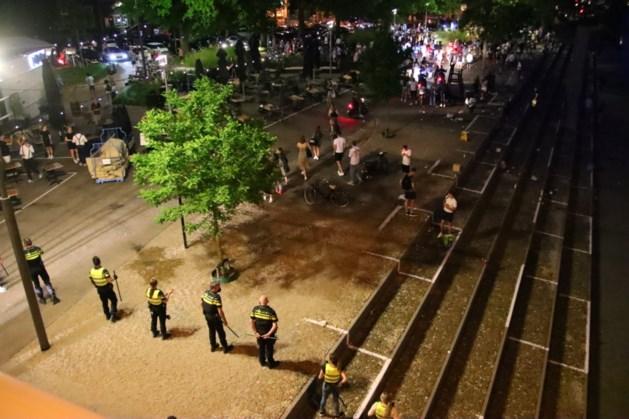 Wederom mensen weggestuurd door politie in te druk Griendpark in Maastricht