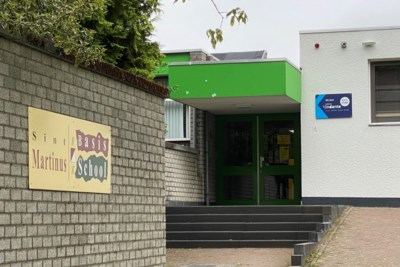 Basisschool Sint Martinus in Beek komende week open na forse corona-uitbraak