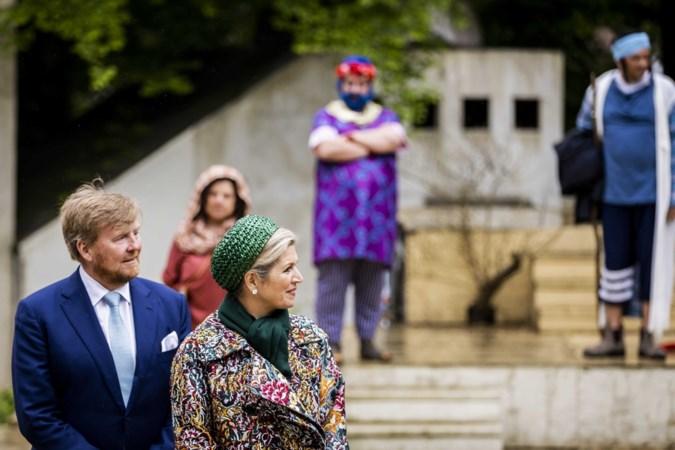 'Judas' ervaart koninklijk bezoek als steun in de rug voor geplaagde cultuursector