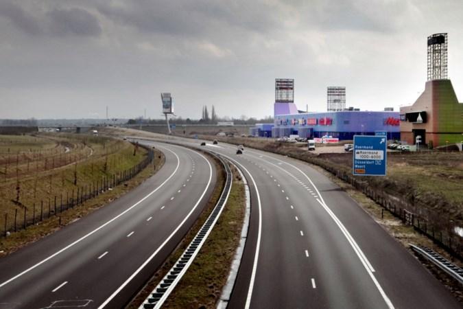 Verkeerslawaai A73 toegenomen: onderzoek bij vijftig woningen voor eventuele extra geluidwerende maatregelen