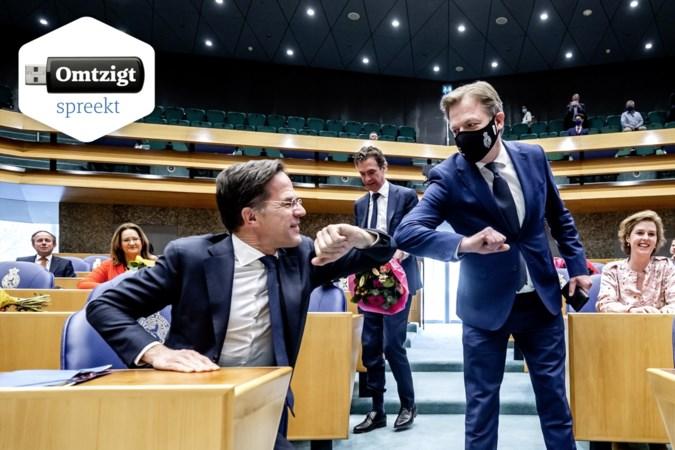 En weer laat Pieter Omtzigt het CDA en Den Haag beven