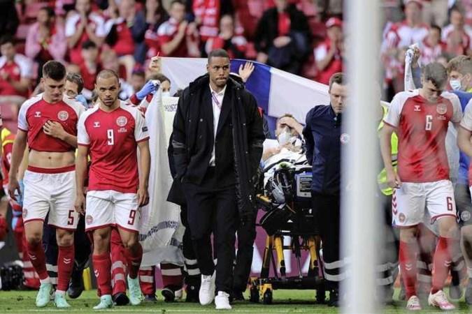 Vader van Abdelhak Nouri bidt voor Christian Eriksen
