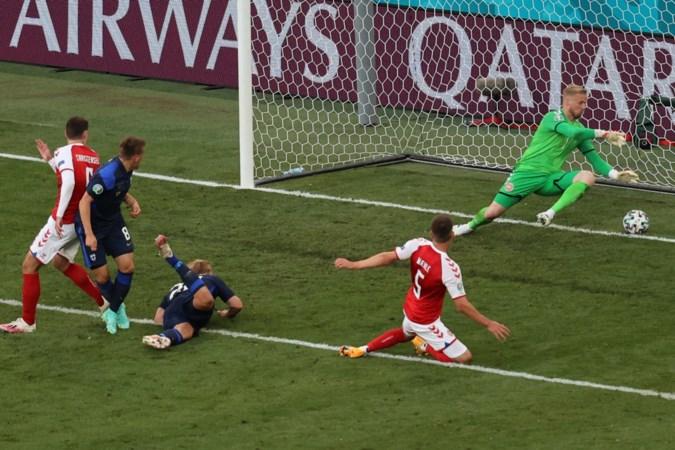 Denemarken verliest van Finland in overschaduwd duel