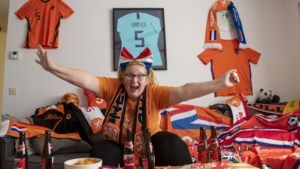 Deze vier Limburgse vrouwen staan pal achter Oranje: 'Ik leef heel emotioneel mee'