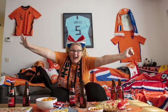 Deze vier Limburgse vrouwen staan pal achter Oranje: 'Ik leef heel erg emotioneel mee'