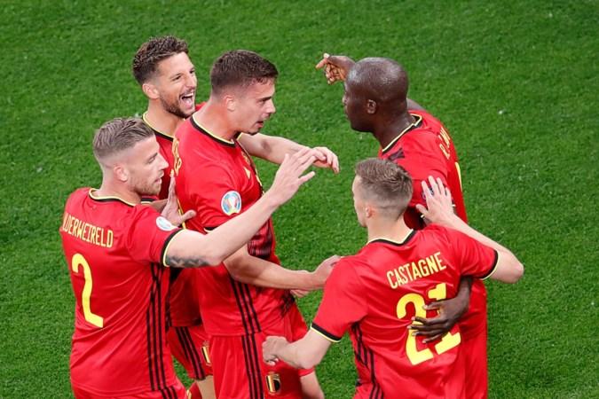 België start EK uitstekend met ruime winst op Rusland
