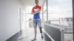 Handbiker Mitch Valize wint Europese titel in Oostenrijk