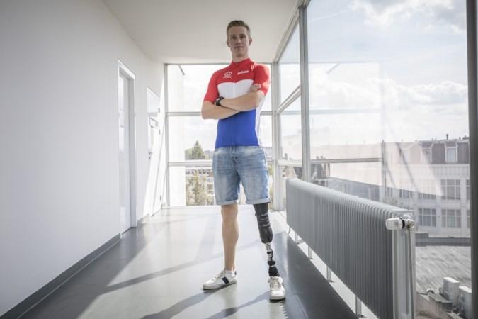 Wereldtitels voor handbikers Mitch Valize uit Heerlen en Chantal Haenen uit Sevenum