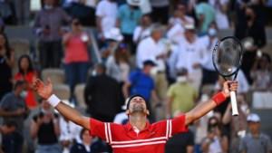 Djokovic, de kampioen van gewapend beton wint in Parijs