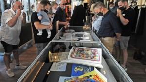 Jocus eert in haar museum de maker van talloze tekeningen en teksten: 'Piet Camps was De Träöt'