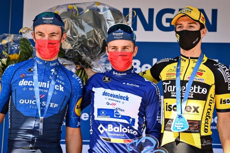 Eindzege in Ronde van België betekent veel voor Remco Evenepoel