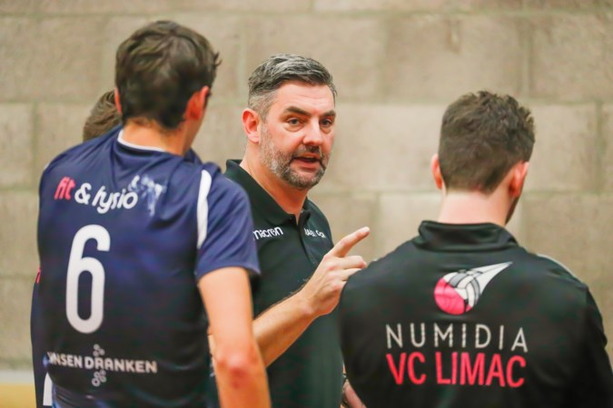 VC Limac versterkt eredivisieploeg met nog eens drie spelers van buitenaf