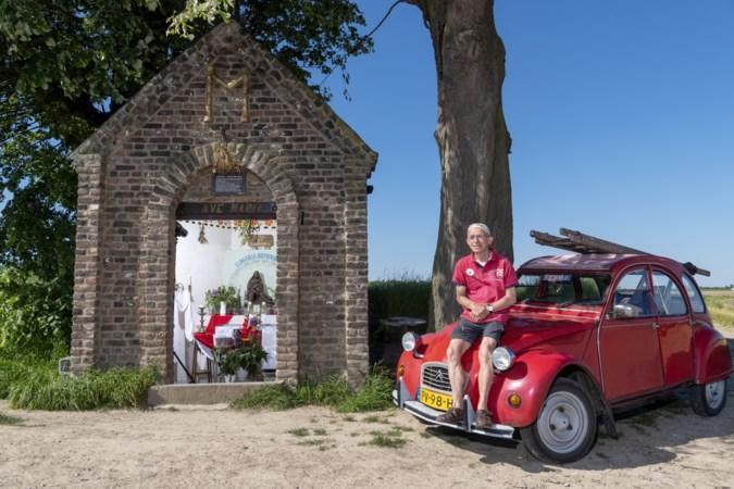 't Kapelke in 't veld van Oud-Caberg wordt honderd jaar