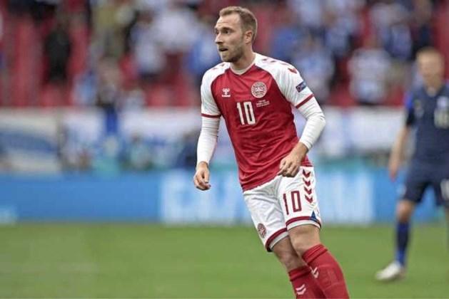 Christian Eriksen reageert: 'Ik wil begrijpen wat er met mij gebeurd is'