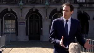 CDA-leider Hoekstra na vertrek Omtzigt: 'Vrees niet voor splitsing'