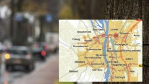 Roetkaart Maastricht kleurt alarmerend geel