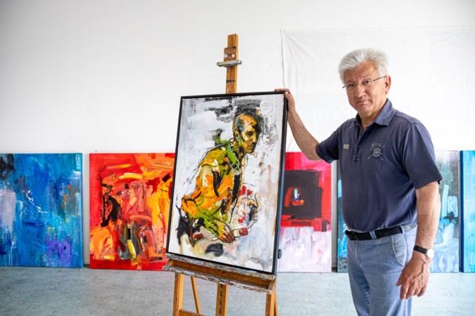 Willem Vermeer eert overleden schildervriend Harry Elshout met postume expositie