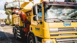 RWM werkt volgens tropenrooster, afval eerder aan de weg