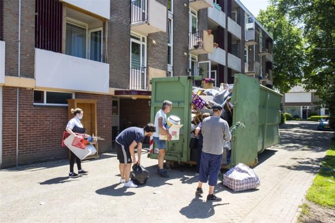 Woonwenz sloopt waarschijnlijk verouderde flats aan Alberickstraat in Blerick