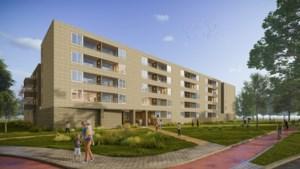Bouw sociale woningen met zicht op het Viegenpark in Maastricht van start