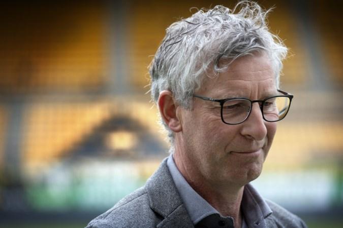 Met het vertrek van Trost is het weer onrustig bij Roda JC