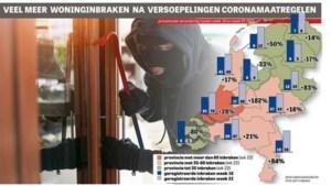 Zorgwekkende toename aantal inbraken in Limburg