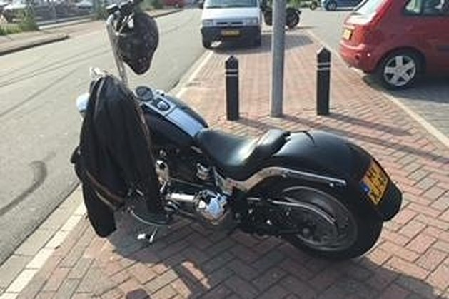 Harley Davidson gestolen bij 't Hijgend Hert in Vijlen, politie zoekt getuigen
