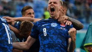 EK: Slowakije deelt Polen rechtse directe uit