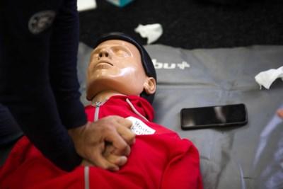 Maastrichtse 'hartprofessor' na incident-Eriksen: iedereen moet kunnen reanimeren