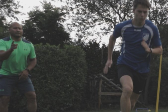 Doel van personal trainer Mike Roumimper uit Lottum is 'herstellen, fitter en betere versie van jezelf worden'