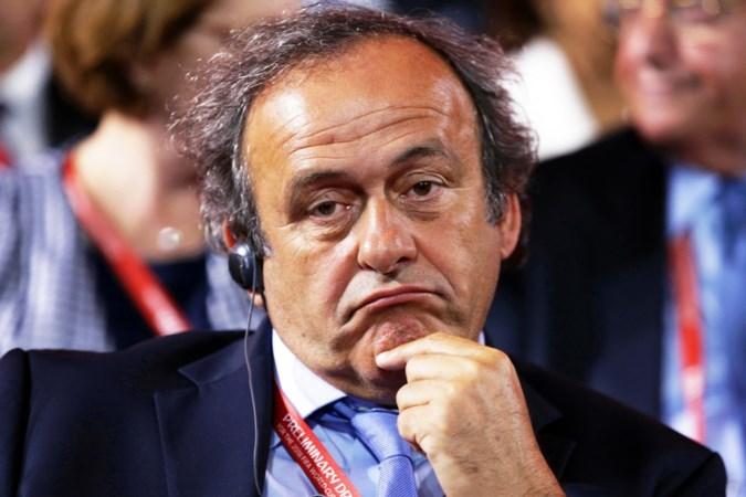 Michel Platini keert terug in voetballerij met functie bij FIFPro