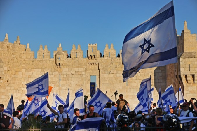 Arrestaties en gewonden bij omstreden mars van nationalistische Israëliërs
