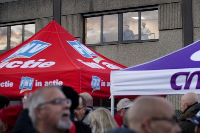 Metaalwerkers regio Venlo leggen voor de vierde keer het werk neer