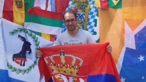 Filip uit Venray reist de hele wereld rond: 'Ik wilde als kind al altijd maar verder weg gaan'