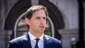 Hoekstra besprak 'medische hulp' Omtzigt met honderden CDA'ers